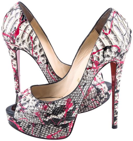 Preload https://img-static.tradesy.com/item/23545223/christian-louboutin-multicolor-python-snakeskin-peep-toe-whitemulti-pumps-size-us-9-regular-m-b-0-1-540-540.jpg