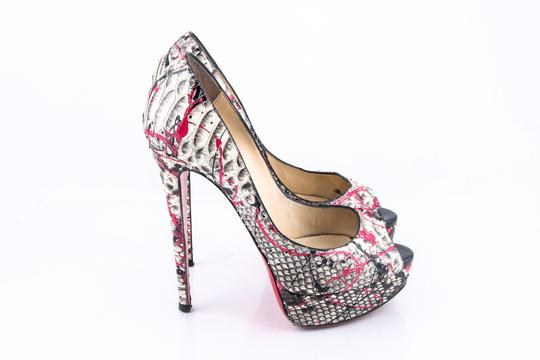 Christian Louboutin Multicolor Pumps