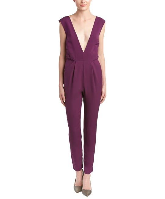 Preload https://item2.tradesy.com/images/tocca-purple-silk-long-romperjumpsuit-size-6-s-23545226-0-0.jpg?width=400&height=650