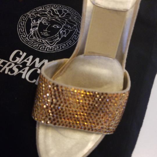 Versace Gold and taupe Formal