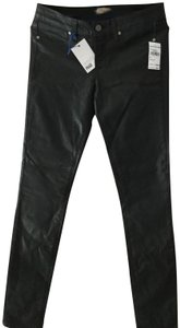 Paige Skinny Jeans-Coated
