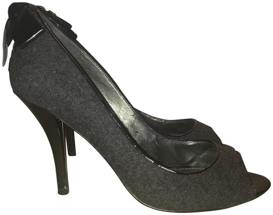 Preload https://img-static.tradesy.com/item/23545334/enzo-angiolini-greyblack-flannel-patent-leather-accent-and-heel-peep-toe-pumps-size-us-65-regular-m-0-1-540-540.jpg