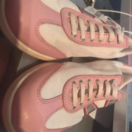 Moschino pink & white Athletic