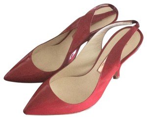 Rupert Sanderson red Pumps