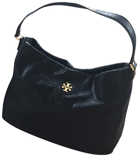 Preload https://item2.tradesy.com/images/tory-burch-distressed-black-leather-hobo-bag-23545341-0-3.jpg?width=440&height=440