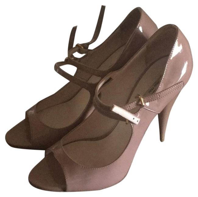 Item - Purple Gray 5k6019 Pumps Size EU 37 (Approx. US 7) Regular (M, B)