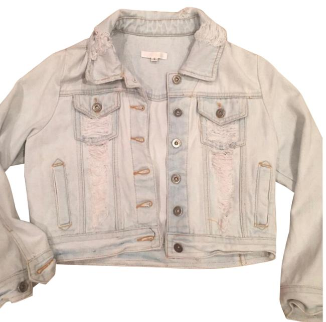 Preload https://img-static.tradesy.com/item/23545382/millau-light-denim-jacket-size-8-m-0-1-650-650.jpg