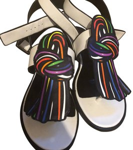 Pierre Hardy Multiple Color Sandals