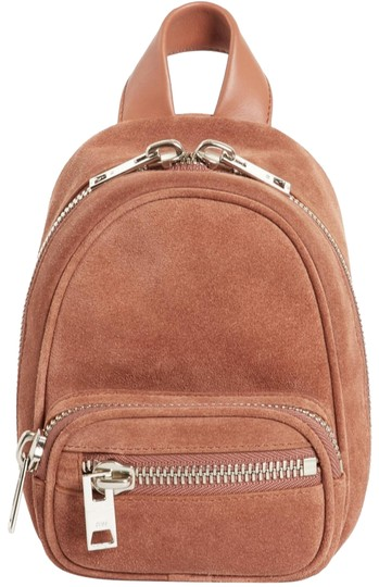 Preload https://item3.tradesy.com/images/alexander-wang-mini-attica-backpack-shaped-terracotta-suede-cross-body-bag-23545522-0-1.jpg?width=440&height=440