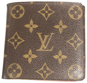 Louis Vuitton 100% Authentic Louis Vuitton Monogram men Wallet