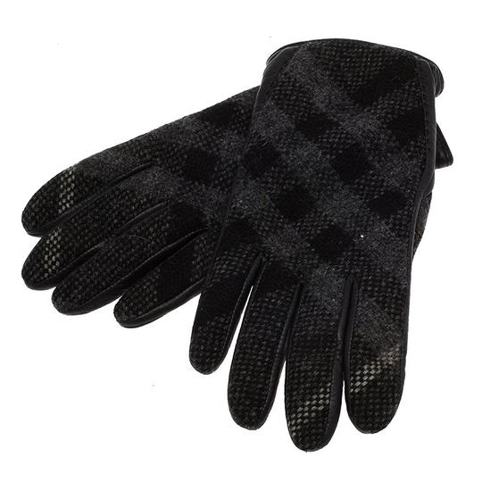 Preload https://img-static.tradesy.com/item/23545539/burberry-black-check-print-leather-and-wool-gloves-0-0-540-540.jpg