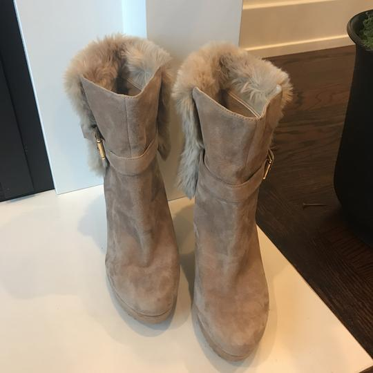 Nine West Tan/Nude Boots