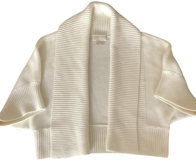 Preload https://img-static.tradesy.com/item/23545547/michael-michael-kors-sleeveless-bolero-creamwinter-white-sweater-0-1-650-650.jpg