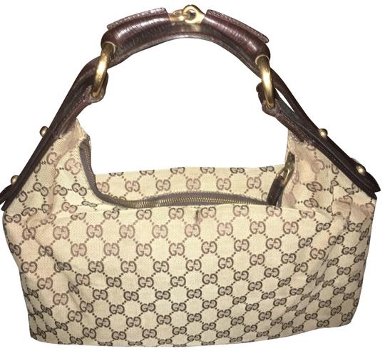 Preload https://img-static.tradesy.com/item/23545558/leather-beige-canvas-hobo-bag-0-1-540-540.jpg