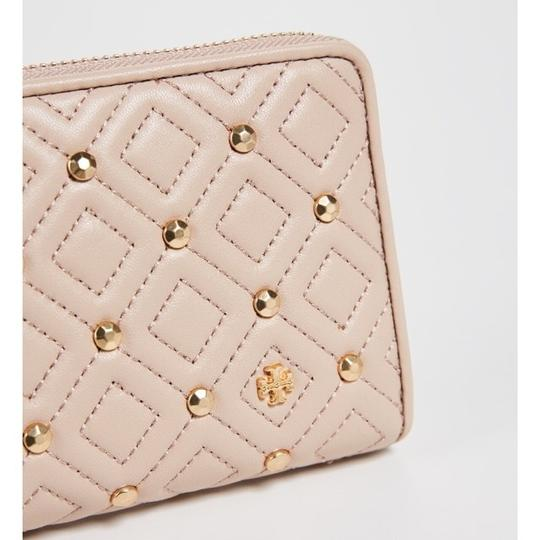 Tory Burch Fleming Stud Zip Continental
