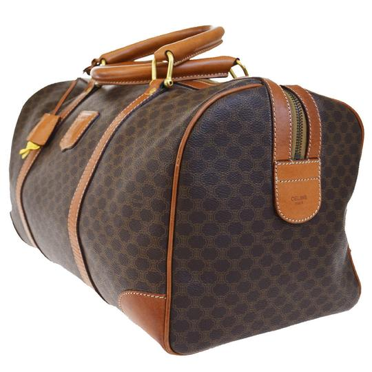Preload https://item5.tradesy.com/images/celine-macadam-logos-pattern-hand-pvc-leather-brown-italy-tote-23545699-0-0.jpg?width=440&height=440