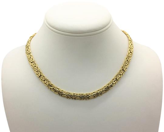 Preload https://item2.tradesy.com/images/14k-yellow-gold-ak-byzantine-turkey-17-inch-necklace-23545766-0-1.jpg?width=440&height=440