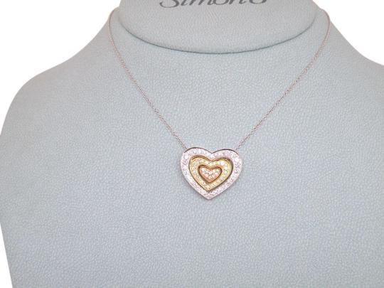 Preload https://img-static.tradesy.com/item/23545843/simon-g-sale-18k-tri-color-gold-white-rose-and-yellow-diamond-3-hearts-necklace-0-14-540-540.jpg