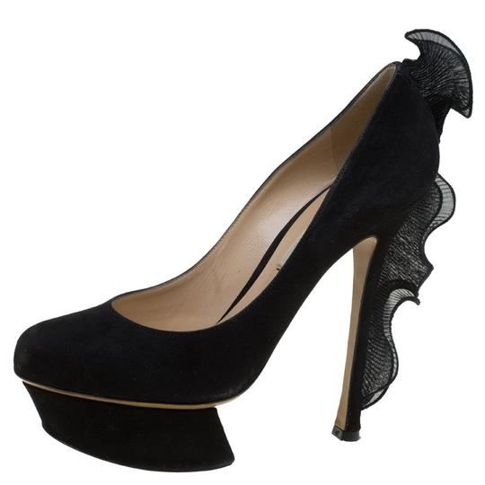 Preload https://img-static.tradesy.com/item/23545975/nicholas-kirkwood-black-suede-ruffle-trimmed-platform-pumps-size-eu-38-approx-us-8-regular-m-b-0-0-540-540.jpg