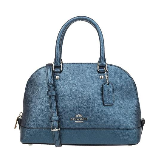 Preload https://item5.tradesy.com/images/coach-women-s-hand-shoulder-f22315-blue-leather-cross-body-bag-23545999-0-0.jpg?width=440&height=440
