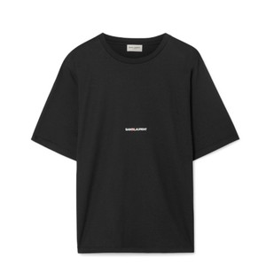 Saint Laurent T Shirt black