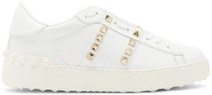 Valentino Sneakers Untitled Sneakers Rockstud Rockstud Sneakers White Athletic