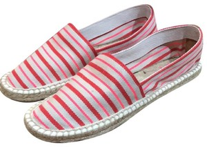 Tory Burch Spring Beach Summer Beach New Spring New Summer Spring Pool fluopink Flats