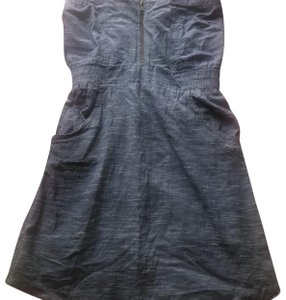 Billabong short dress Cotton material with a jean look on Tradesy