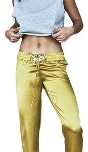 Olympia Activewear Straight Pants Gold