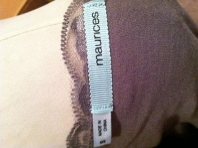 Maurices Top Gray