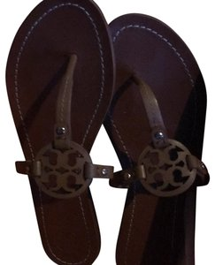 Tory Burch Saddle brown Sandals