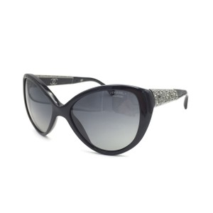 Chanel Butterfly Gradient Gray Polarized 5298-B-A c.501/S8 Sunglasses