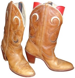 Dingo Cowboy Stitching brown/tan Boots