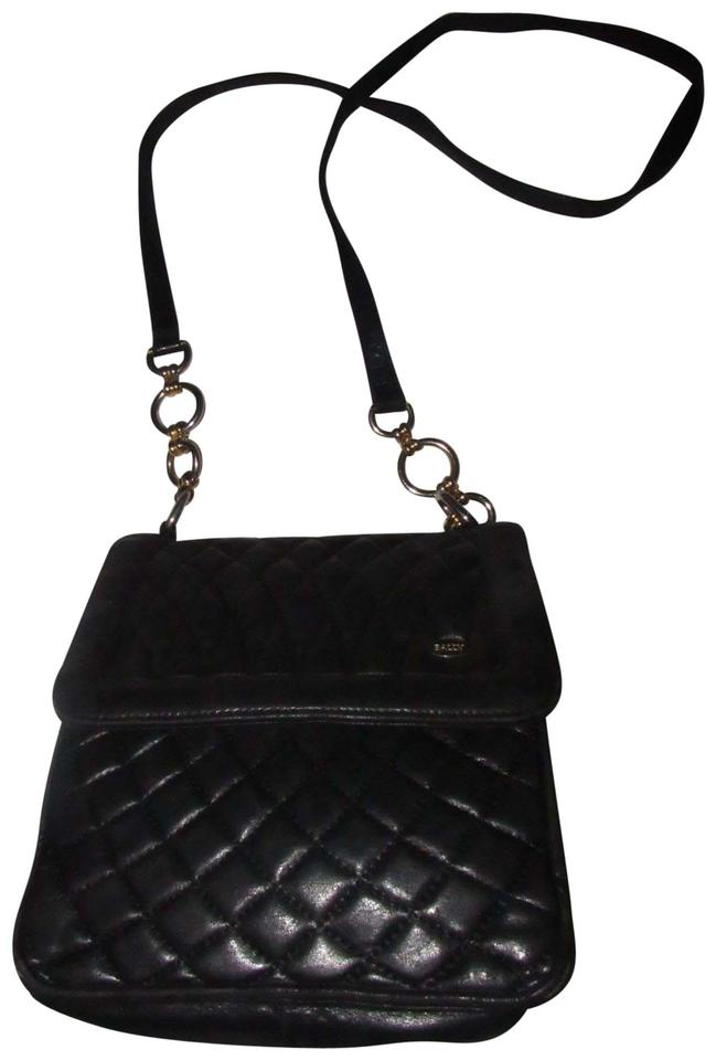70990526d612 Bally Dressy Or Casual Soft Chain Leather Timeless Style Mint Vintage  Shoulder Bag Image 0 ...