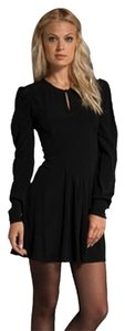 Eryn Brinié Mini Lbd Little Longsleeve Dress