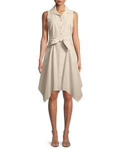 Finley short dress Sand on Tradesy