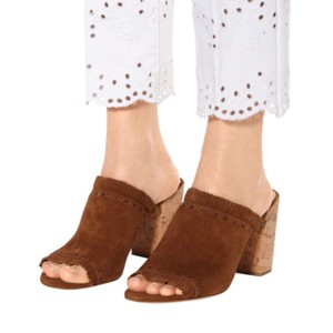 268a46ec555b Brown Tory Burch Mules   Clogs - Up to 90% off at Tradesy