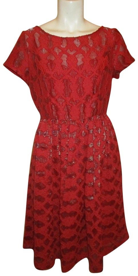Moulinette Soeurs Lace Short Dress