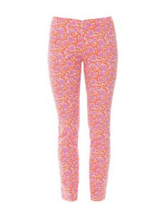 Peace of Cloth Straight Pants Pink Sorbet
