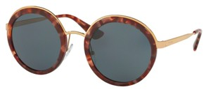 Prada Free 3 Day Shipping Cute Rounded Circle SPR 50T UE02K1