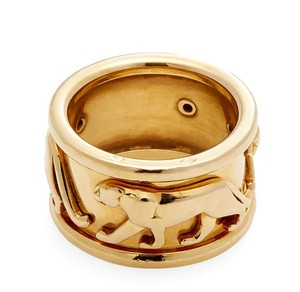 Cartier Walking Panthere Cartier Vintage Ring Size 5.5 (020071)