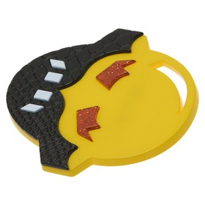Stella McCartney Yellow Superhero Brooch