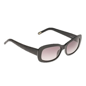 Fendi Black FS5131 Rectangle Sunglasses