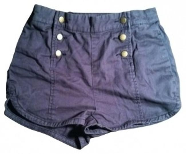 Preload https://img-static.tradesy.com/item/23552/urban-outfitters-dark-grey-sailor-high-waisted-trouser-minishort-shorts-size-4-s-27-0-0-650-650.jpg