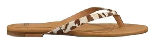 UGG Boots Spring Leopard Flats