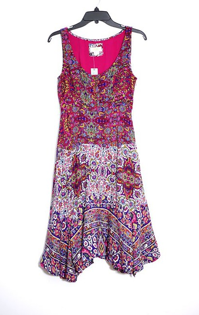 Anthropologie short dress Purple Top Rated on Tradesy Image 1
