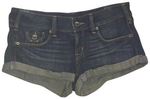 SOLD Design Lab Denim Shorts-Medium Wash