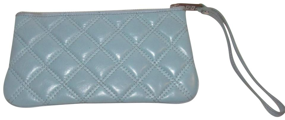 dbd53c81fe66 Marc by Marc Jacobs High-end Bohemian Clutch Cosmetic Mint Condition  Wristlet Or Wallet ...