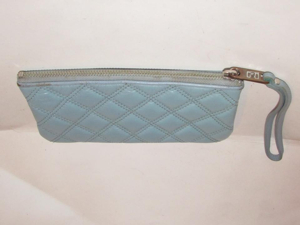f48b171b736b Marc by Marc Jacobs High-end Bohemian Clutch Cosmetic Mint Condition  Wristlet Or Wallet. 12345678910