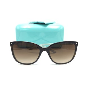 894f9afd028f Tiffany   Co. Cat Eye Brown Gradient TF4105-B-F 8134 3B Sunglasses